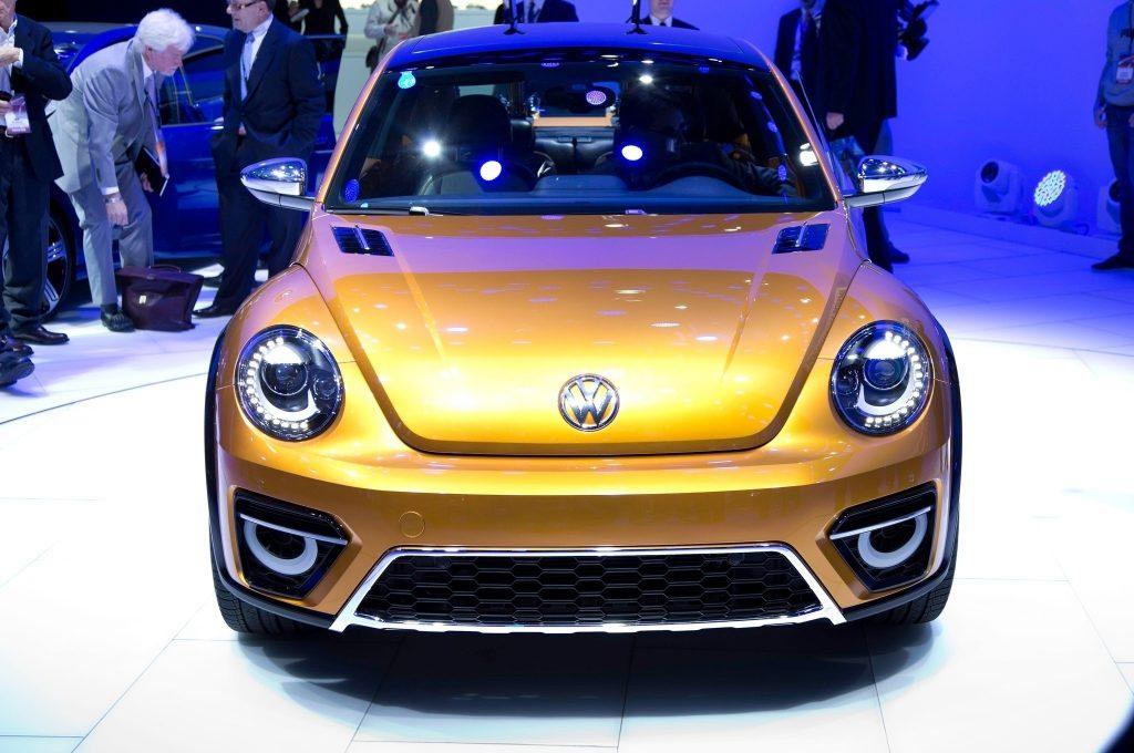 """Bảng giá xe Volkswagen mới nhất tháng 4/2019: Nhiều khuyến mại """"khủng"""" cho khách hàng - Ảnh 1"""