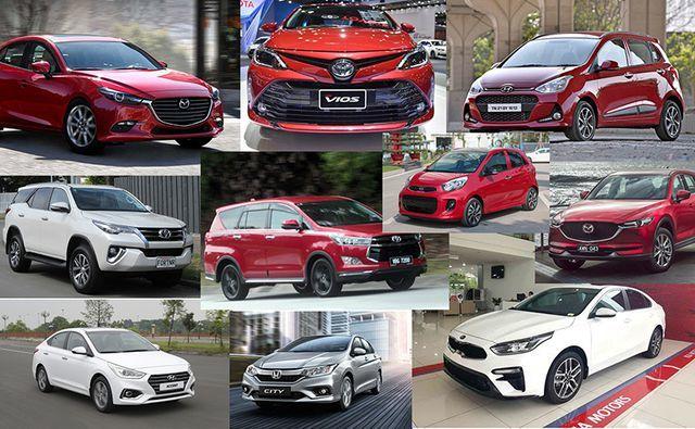 Bất ngờ mẫu ô tô bán chạy nhất tháng 4 tại Việt Nam - Ảnh 1