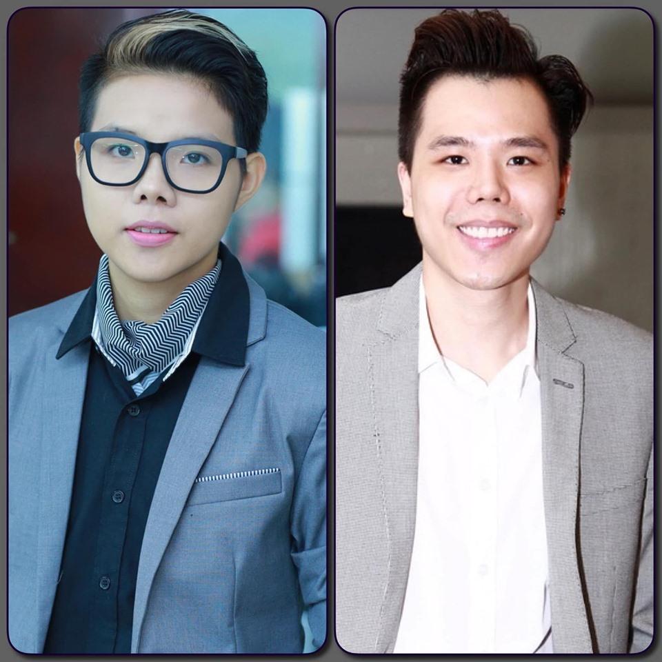 Điểm danh những nghệ sĩ Việt giống nhau đến ngỡ ngàng - Ảnh 2
