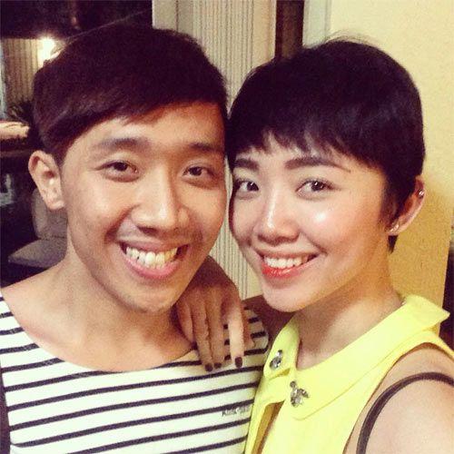 Điểm danh những nghệ sĩ Việt giống nhau đến ngỡ ngàng - Ảnh 1