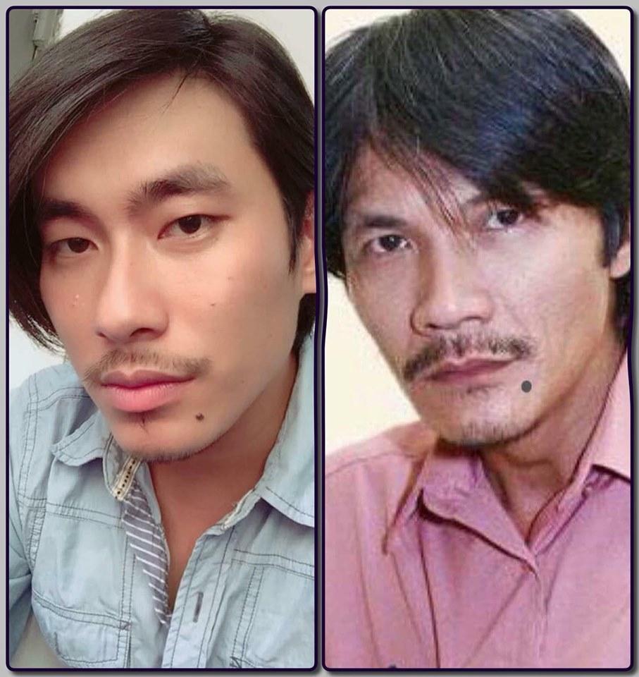 Điểm danh những nghệ sĩ Việt giống nhau đến ngỡ ngàng - Ảnh 13