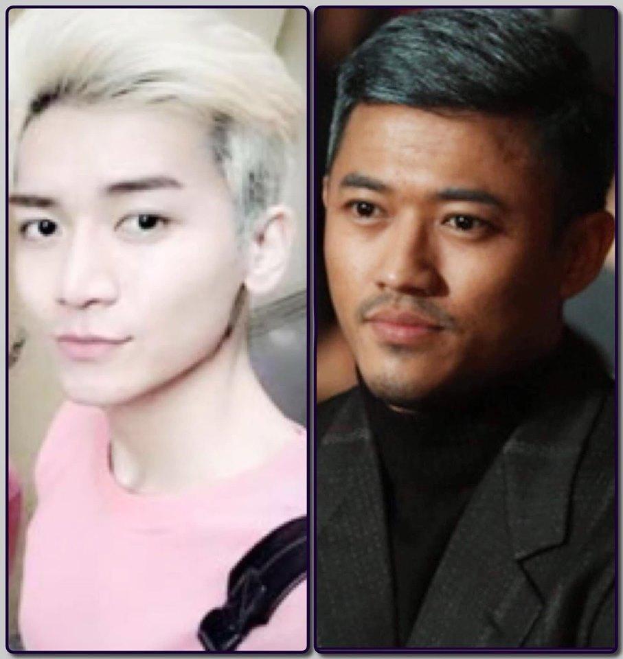 Điểm danh những nghệ sĩ Việt giống nhau đến ngỡ ngàng - Ảnh 8