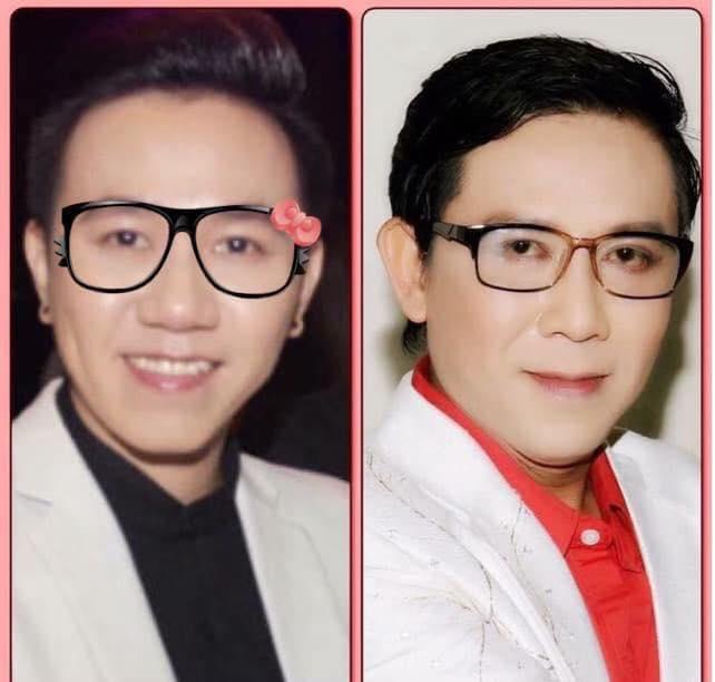 Điểm danh những nghệ sĩ Việt giống nhau đến ngỡ ngàng - Ảnh 10