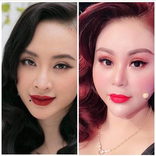 Điểm danh những nghệ sĩ Việt giống nhau đến ngỡ ngàng - Ảnh 5