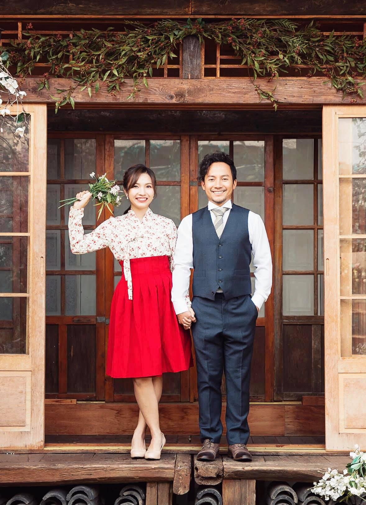 Bà xã Tiến Đạt xác nhận đã mang thai sau 5 tháng kết hôn - Ảnh 1