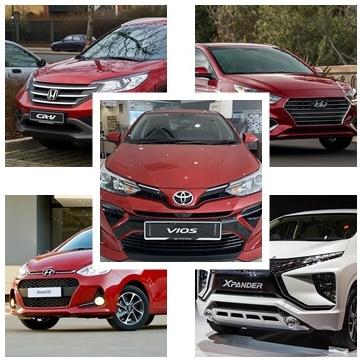 Bất ngờ mẫu ô tô bán chạy nhất tháng 5 tại Việt Nam - Ảnh 1