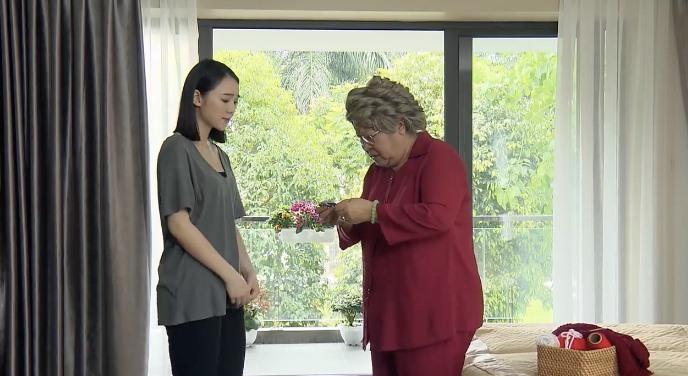 Nàng dâu order tập 21: Yến bất ngờ đề nghị ly dị với Phong - Ảnh 2