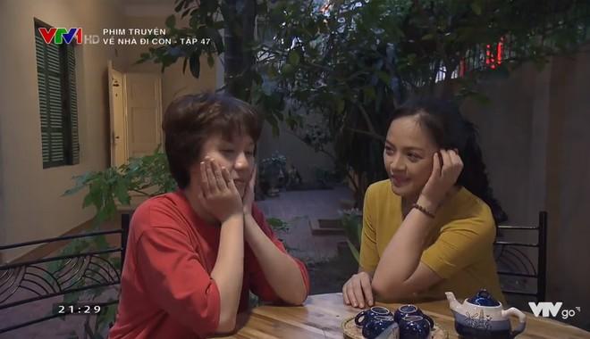 Phim Về nhà đi con tập 47: Dương bất ngờ thay đổi ngoại hình  - Ảnh 2