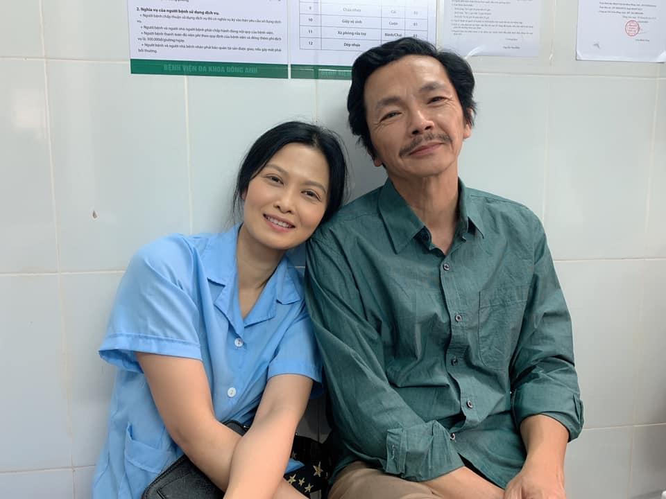 Nhan sắc của người phụ nữ khiến ông Sơn cảm mến trong phim Về nhà đi con - Ảnh 4