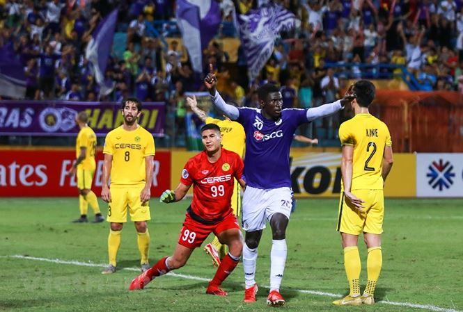 Hà Nội FC ghi danh vào chung kết AFC Cup khu vực Đông Nam Á - Ảnh 1