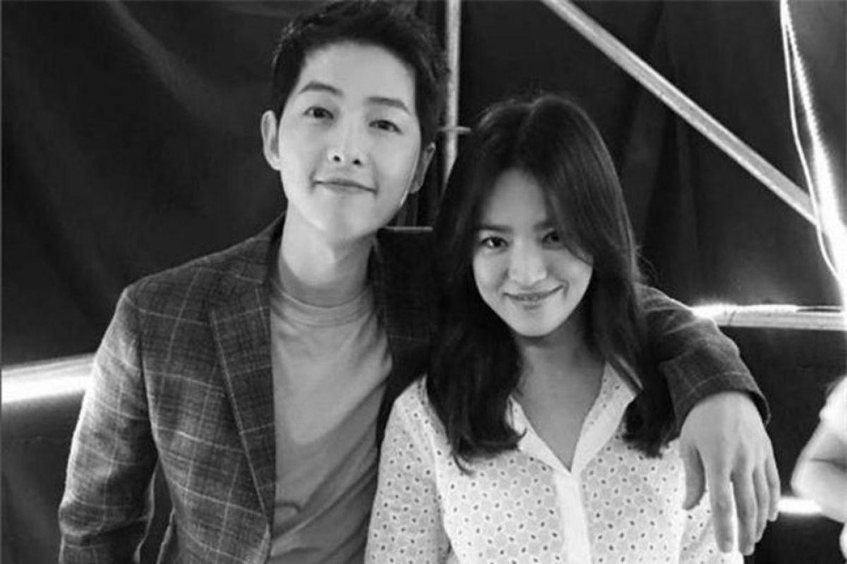 Song Joong Ki - Song Hye Kyo: Yêu nhanh, cưới vội và cuộc hôn nhân không như cổ tích - Ảnh 4