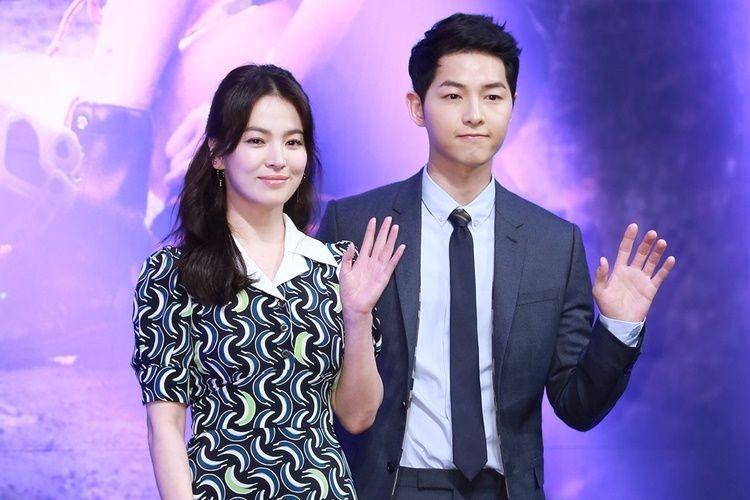 Song Joong Ki - Song Hye Kyo: Yêu nhanh, cưới vội và cuộc hôn nhân không như cổ tích - Ảnh 7