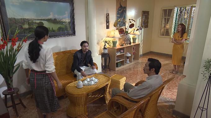 Phim Về nhà đi con tập 37: Huệ viết giấy ly hôn Khải - Ảnh 3