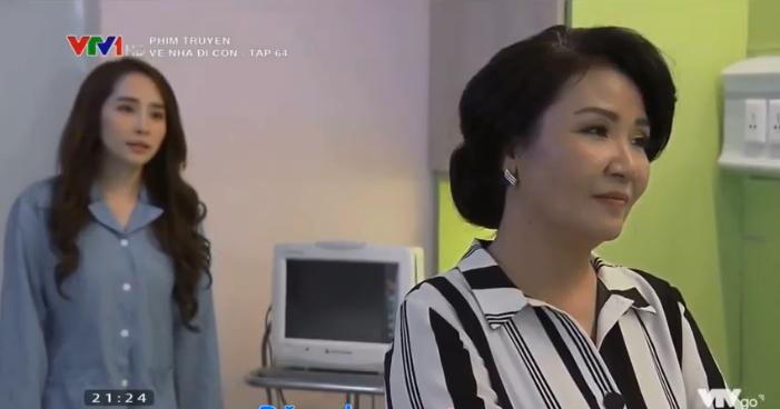 Phim Về nhà đi con tập 64: Bà Giang thay Thư dằn mặt Nhã - Ảnh 3