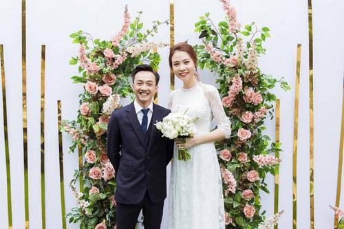 Những yêu cầu khắt khe trong đám cưới của sao Việt - Ảnh 1