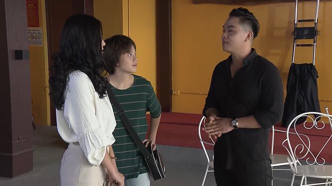 Phim Về nhà đi con tập 69: Vũ ngoại tình bị bố vợ bắt gặp - Ảnh 2