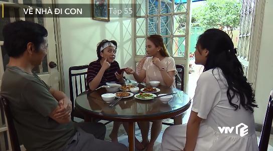 Phim Về nhà đi con tập 55: Ánh Dương bất ngờ tuyên bố sẽ lấy chồng - Ảnh 2