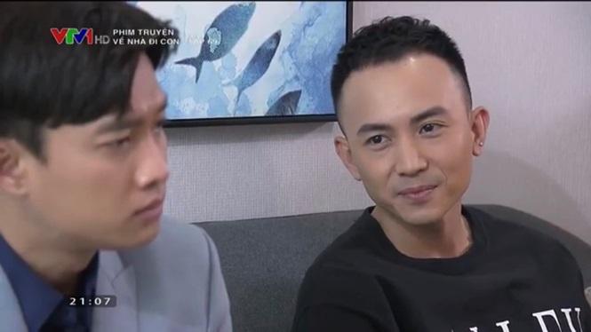 """Phim Về nhà đi con tập 69: Nhã """"ra chiêu độc"""" phá sinh nhật của Thư, ông Sơn bắt quả tang Vũ ngoại tình - Ảnh 1"""