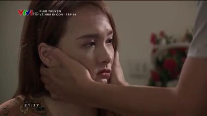 """Phim Về nhà đi con tập 69: Nhã """"ra chiêu độc"""" phá sinh nhật của Thư, ông Sơn bắt quả tang Vũ ngoại tình - Ảnh 6"""