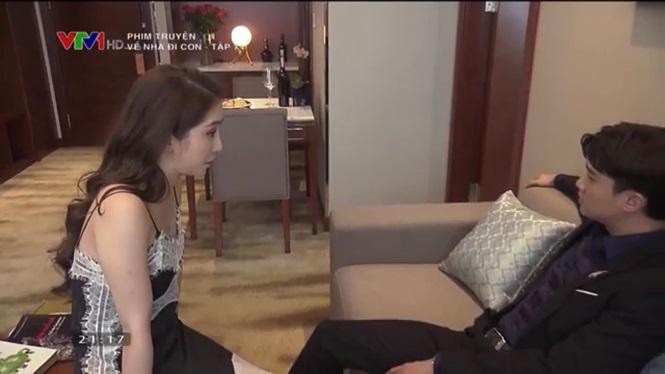 Phim Về nhà đi con tập 74: Dương tỏ tình với cô Hạnh hộ bố Sơn - Ảnh 2