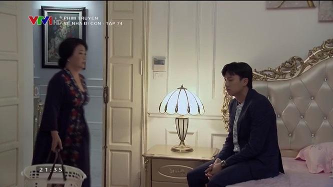 Phim Về nhà đi con tập 74: Dương tỏ tình với cô Hạnh hộ bố Sơn - Ảnh 6