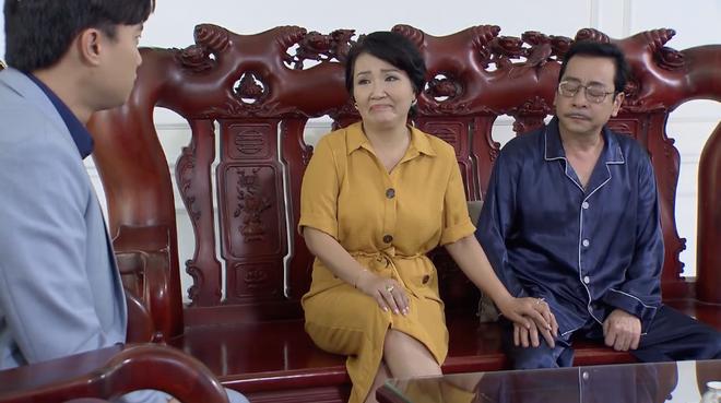 Phim Về nhà đi con tập 77: Ông Sơn lại giục Vũ nhanh chóng chia tay Thư - Ảnh 1