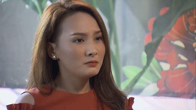 """Video phim """"Về nhà đi con"""" tập 60: Dương tỏ thái độ hỗn láo với chị Huệ - Ảnh 2"""