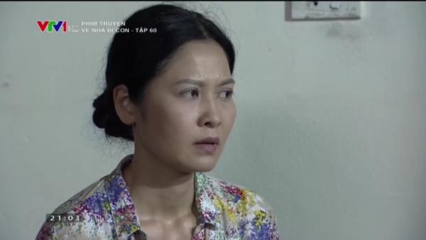 Phim Về nhà đi con tập 60: Huệ phũ phàng từ chối Quốc - Ảnh 2