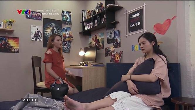 Phim Về nhà đi con tập 60: Huệ phũ phàng từ chối Quốc - Ảnh 3