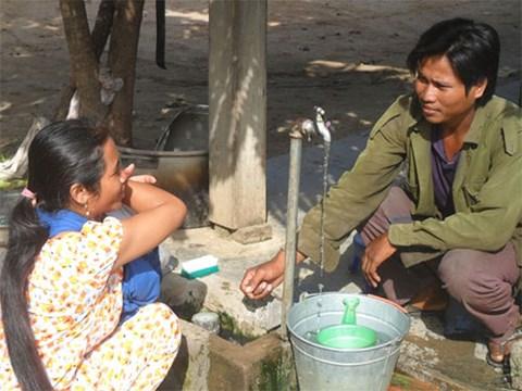 Bình Thuận với hội nghị triển khai Chương trình mở rộng quy mô vệ sinh và nước sạch nông thôn dựa trên kết quả năm 2018 - Ảnh 1
