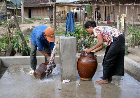 Ninh Thuận được hưởng lợi về nước sạch và vệ sinh nông thôn - Ảnh 1