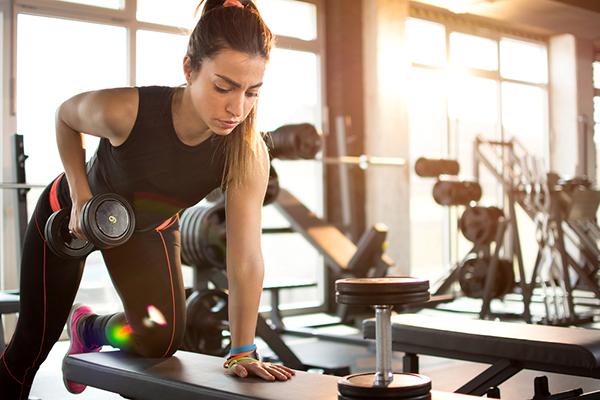 7 điều lưu ý khi tập gym để có dáng đẹp như siêu mẫu - Ảnh 1