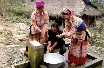 Yên Bái xây dựng mới 4 công trình cấp nước - Ảnh 1