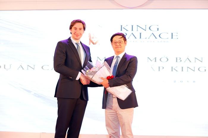 King Palace giải cơn khát cho thị trường BĐS Hà Nội - Ảnh 2