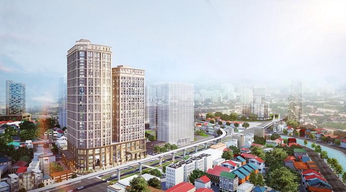 King Palace giải cơn khát cho thị trường BĐS Hà Nội - Ảnh 3