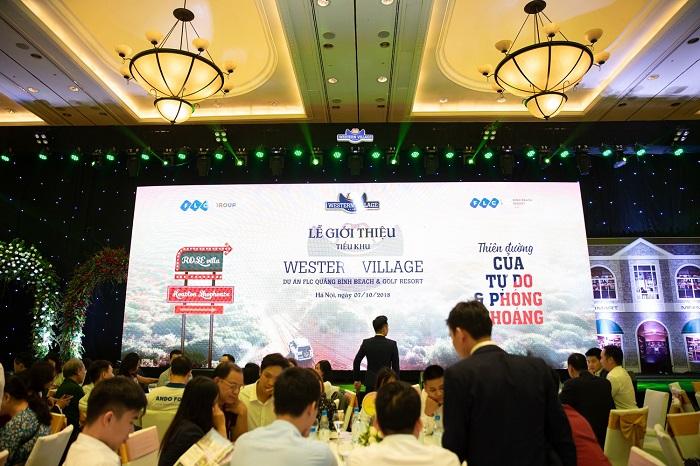 Western Village – FLC Quảng Bình tiếp tục hút mạnh dòng tiền - Ảnh 1
