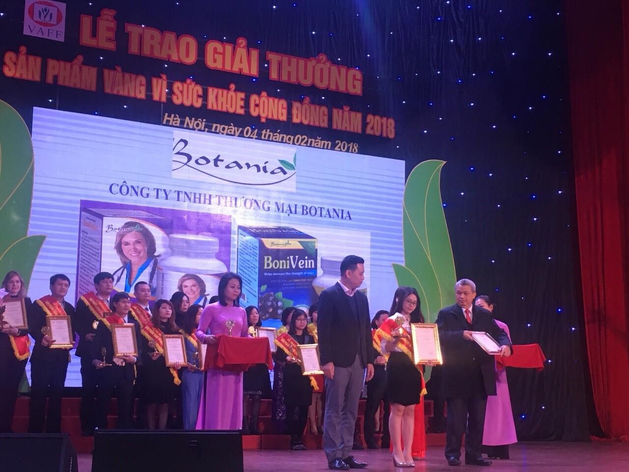 Botania – 10 năm tình yêu bền vững với sức khỏe người Việt - Ảnh 6