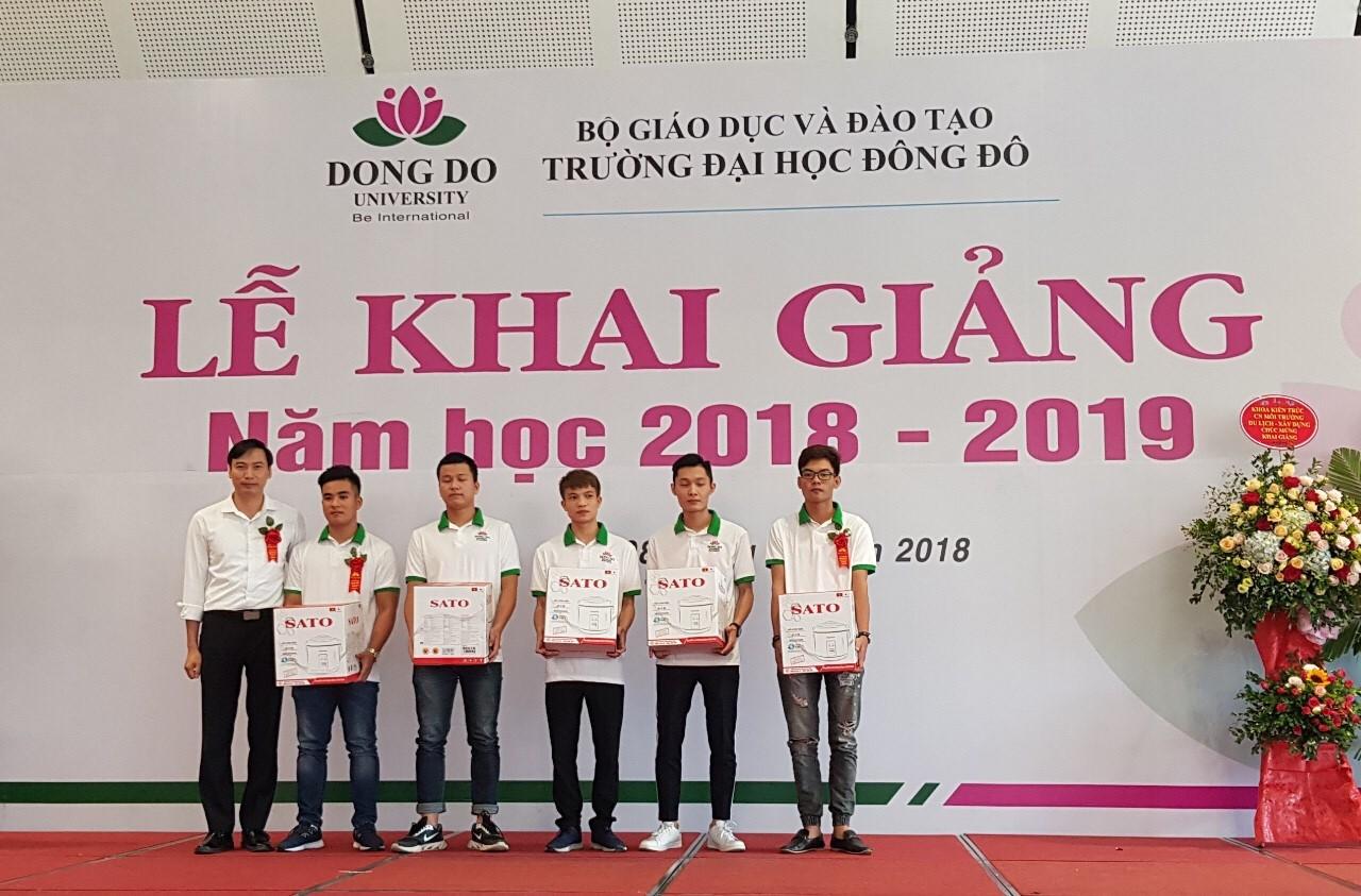 Công ty TNHH Điện tử Việt Nhật kết hợp với ĐH Đông Đô tạo môi trường thực tập chuyên nghiệp cho sinh viên tại công ty - Ảnh 3
