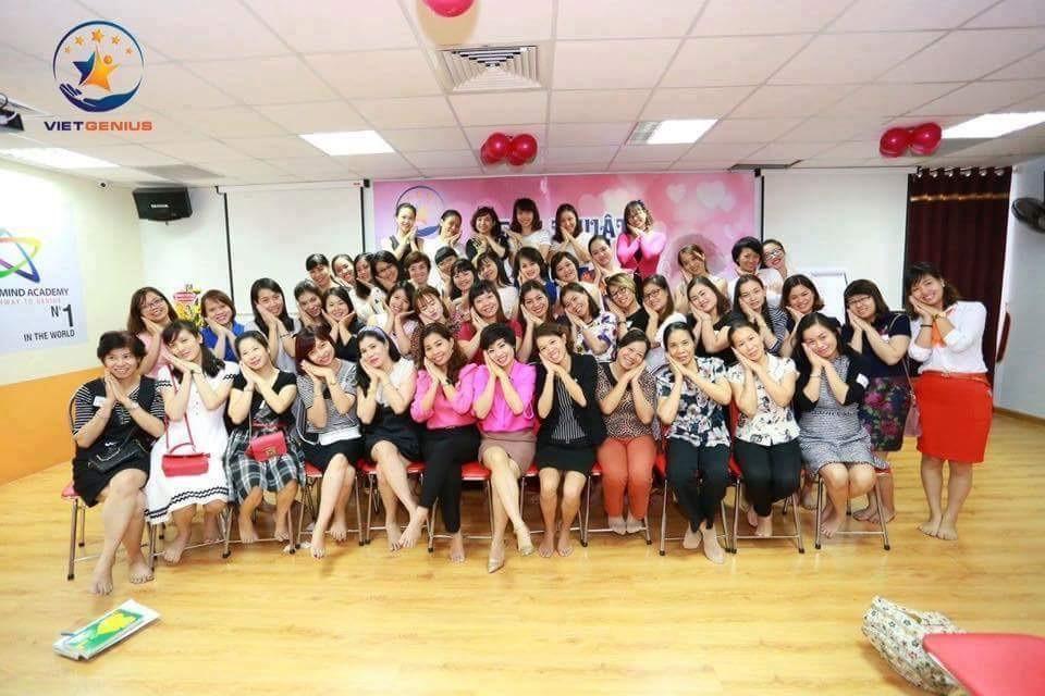 """Lớp học """"Teacher beauty training International 2018"""" đào tạo giảng viên beauty  - Ảnh 1"""