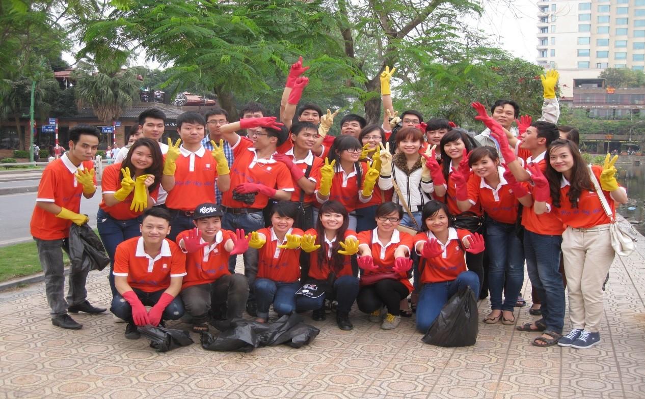 Sinh viên ĐH Đại Nam trải nghiệm để thay đổi và trưởng thành - Ảnh 3