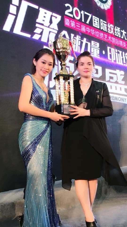 Chuyên gia làm đẹp Ngân Duyên chia sẻ về bí quyết thành công và hiện trạng của nghành phun xăm thẩm mỹ tại Việt Nam - Ảnh 1