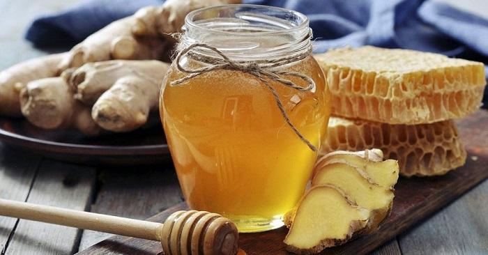 Mật ong gừng – Thức uống giảm cân an toàn và hiệu quả  - Ảnh 1