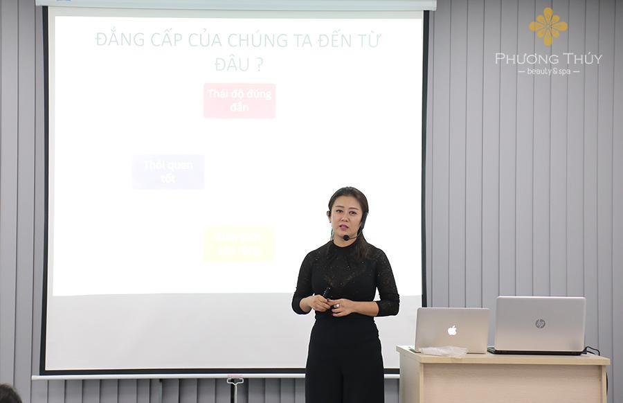 TMV Phương Thúy tưng bừng chuỗi hoạt động chào đón 20/10 - Ảnh 2
