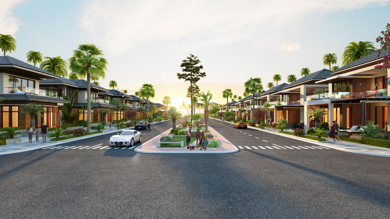 Phan Thiết công bố dự án biệt thự biển PARADISE BAY - Ảnh 2