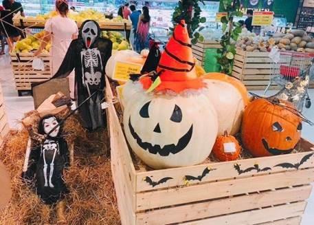 Phát cuồng với bí ngô Halloween khổng lồ lần đầu được trồng ngay tại Việt Nam - Ảnh 3