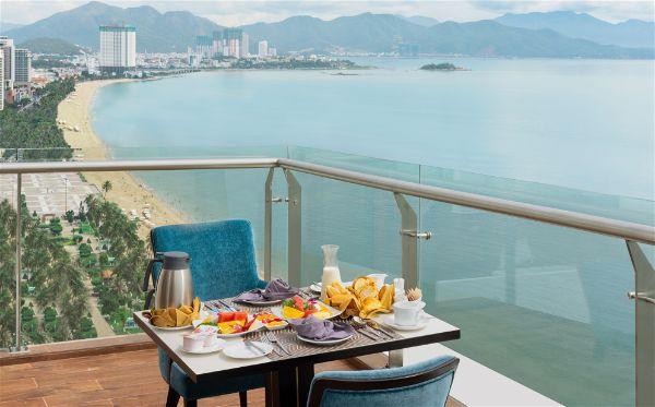 Đến Nha Trang và thưởng ngoạn đại dương từ căn hộ khách sạn đẳng cấp - Ảnh 2