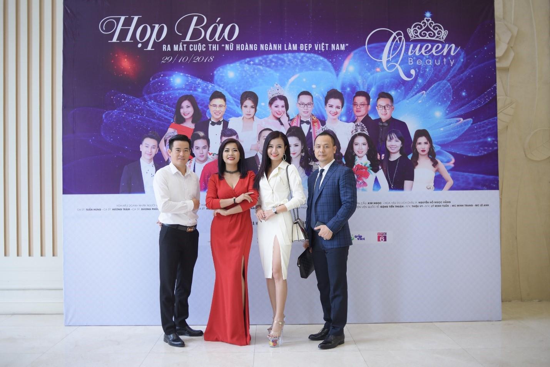 Họp báo công bố cuộc thi Queen Beauty - Ảnh 12