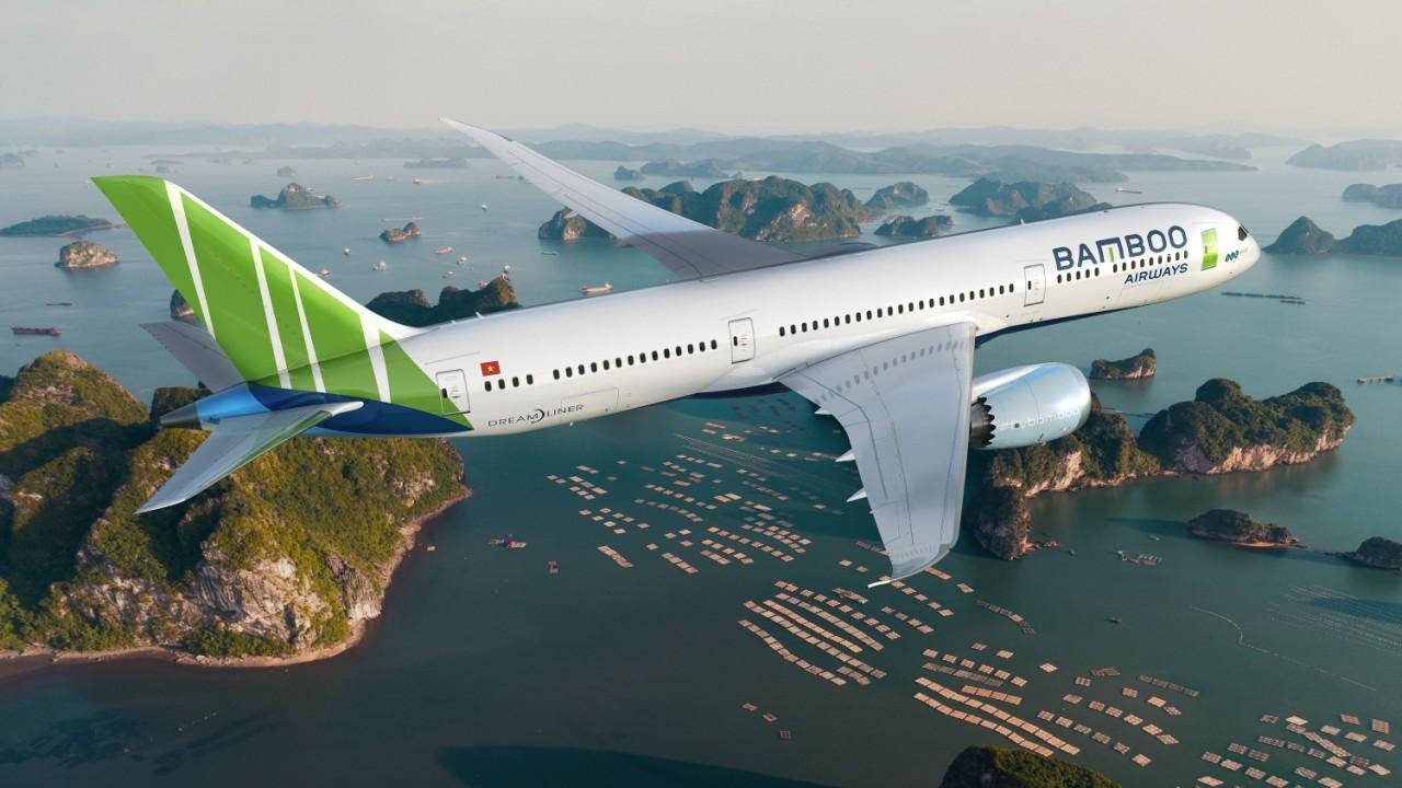Bamboo Airways chính thức nhận giấy phép bay - Ảnh 1