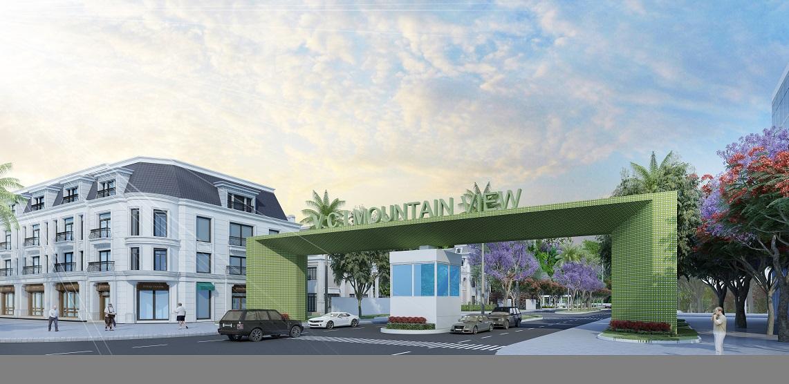 Ra mắt khu đô thị đáng sống bậc nhất Vĩnh Yên - VCI Mountain View - Ảnh 1
