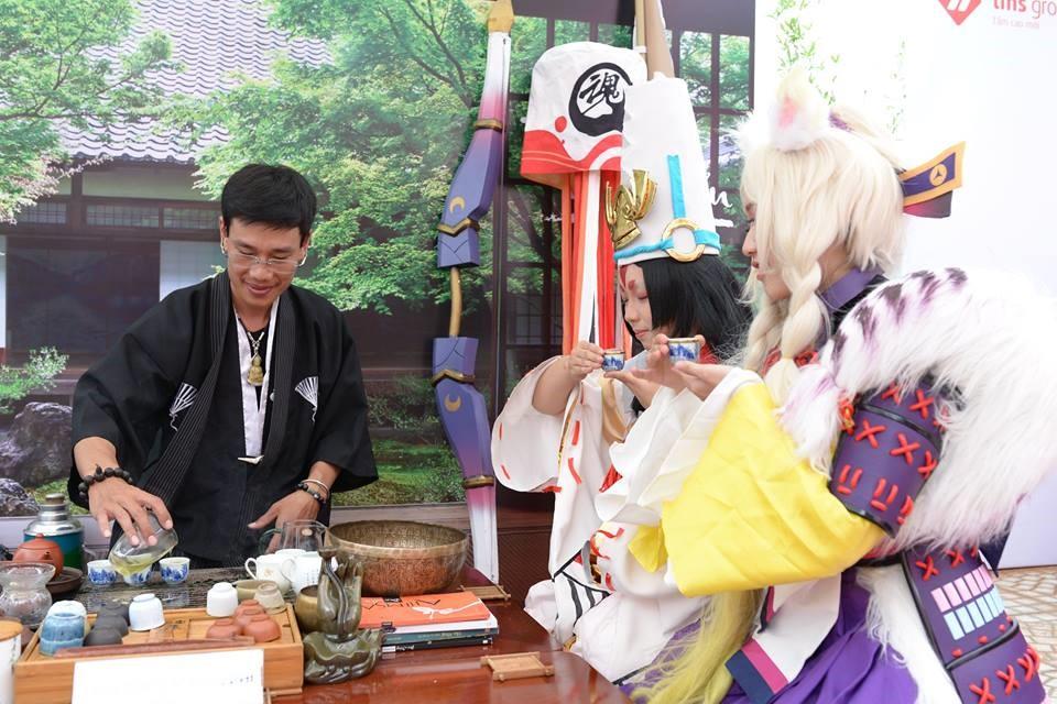 Ngày hội văn hóa Nhật Bản giữa lòng Phúc Yên hút du khách trong và ngoại tỉnh - Ảnh 4